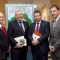 Welsh and Irish Ministers check out Celtic Sea Trout Project